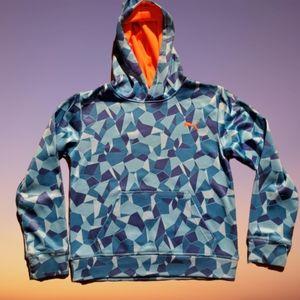Puma boys youth Sz Medium pullover Hoodie